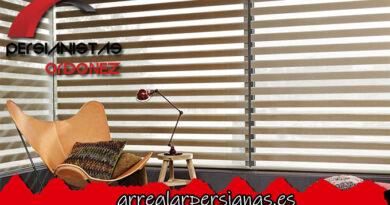 Reparacion persianas El Alamín